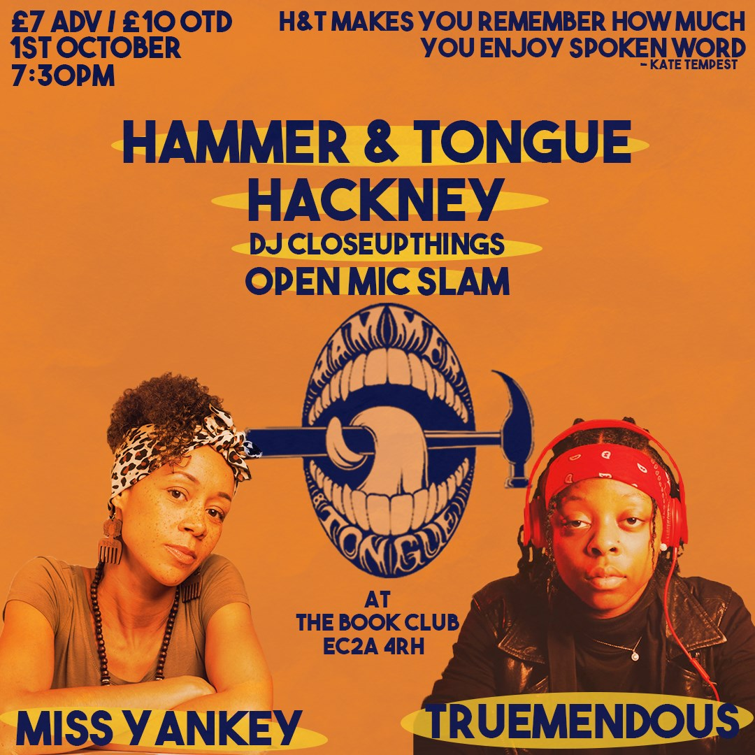 Hammer & Tongue Hackney