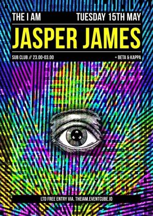 I AM - Jasper James