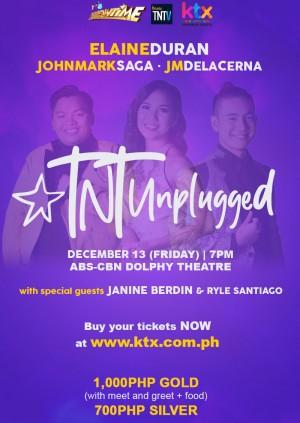 TNT Unplugged