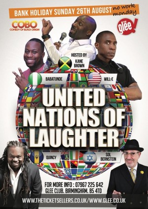 COBO: United Nations Of Laughter