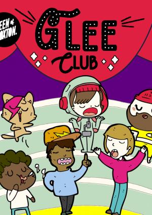 Celebrate PRIDE! Glee Society