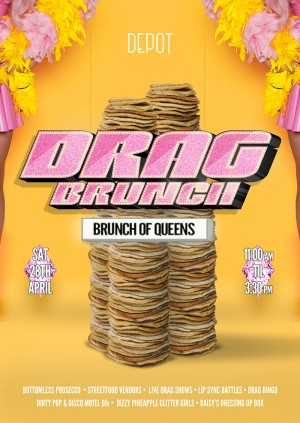 Drag Brunch - The Brunch of Queens