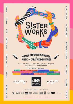 SisterWorks: Music & Creative Workshops for Women