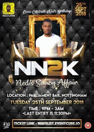 NN2K : Ned's Saucy Affair