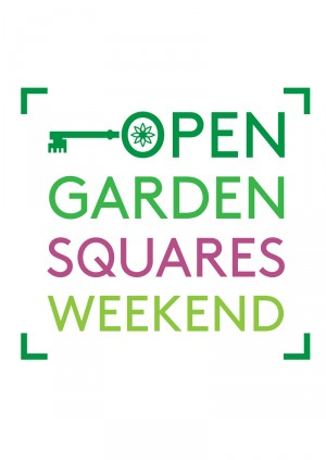 Open Square Gardens Weekend 2017 - Walks and Tours Programme