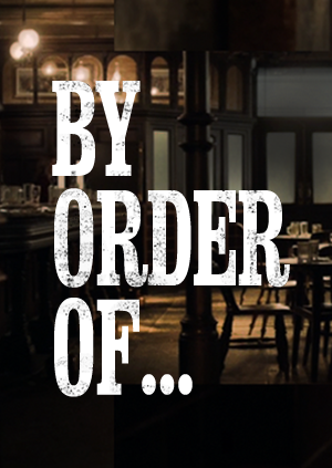 SOLD OUT- DEPOT Presents: By Order Of