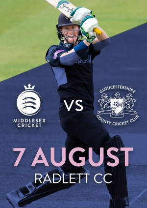 Middlesex v Gloucestershire - Royal London Cup