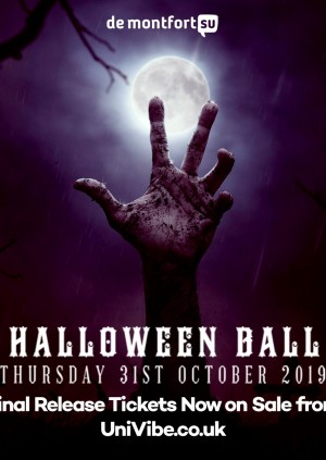 The Legendary Halloween Ball