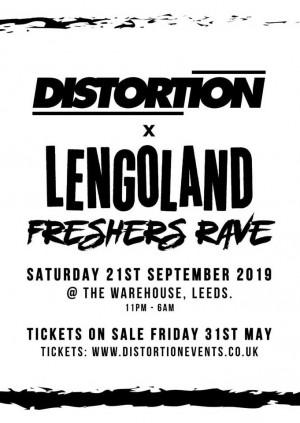 Distortion x Lengoland