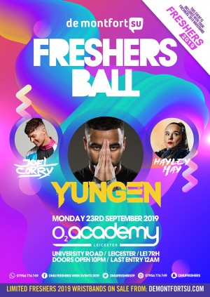 The Legendary Freshers Ball