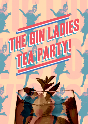 DEPOT Presents: The Gin Ladies Tea Party