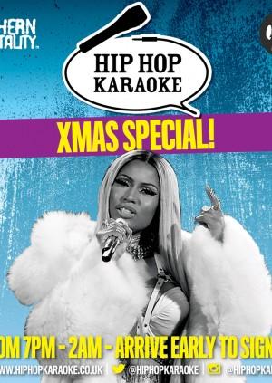Hip Hop Karaoke Christmas Special