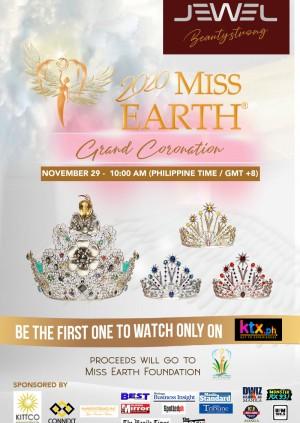 Miss Earth 2020 Grand Coronation