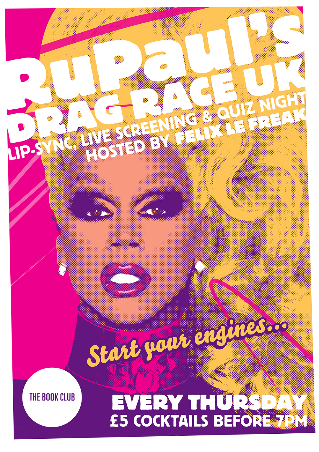 RuPaul's Drag Race UK: FINAL!