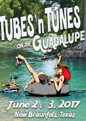 Tubes N Tunes on the Guadalupe