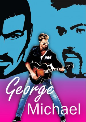 GEORGE MICHAEL TRIBUTE @ SCOTTON VILLAGE HALL, KNARESBOROUGH