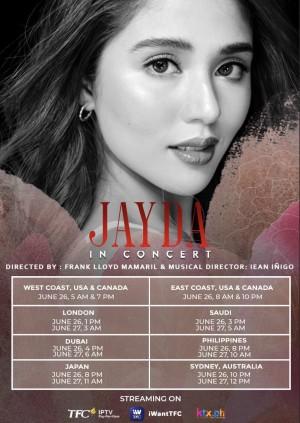 Jayda in Concert