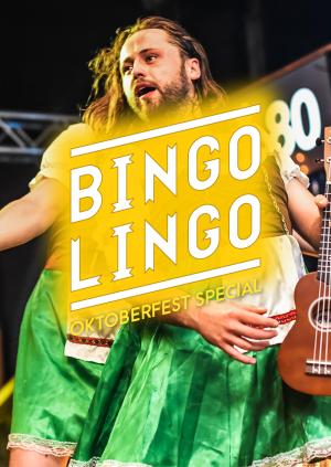 DEPOT Presents: BINGO LINGO Oktoberfest Special