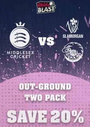 Middlesex Two-Pack - Vitality Blast