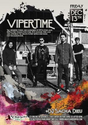 Vipertime + DJ Sacha Dieu