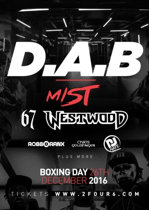 DAB - Boxing Day