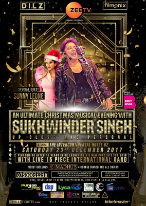 Sukhwinder Singh - Up Close & Personal