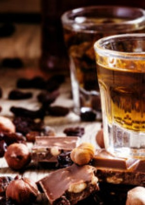 Chocolate and Mexican rum pairing session