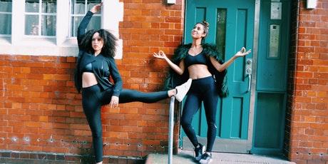 Gyal Flex - Hip Hop Yoga & Meditation