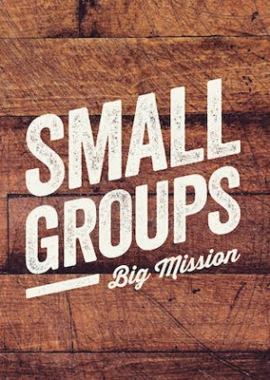 Small Groups Big Mission Training - Derby