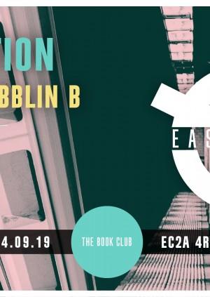 Eastbound - Perception & Smokey Bubblin B