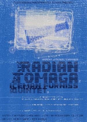 Radian, Tomaga & Iceman Furniss Quintet