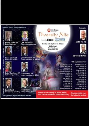 Diversity Nite