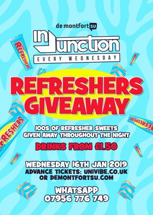 Injunction Refreshers Giveaway