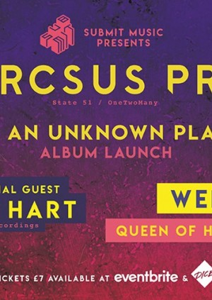 Narcsus Prye Album Launch