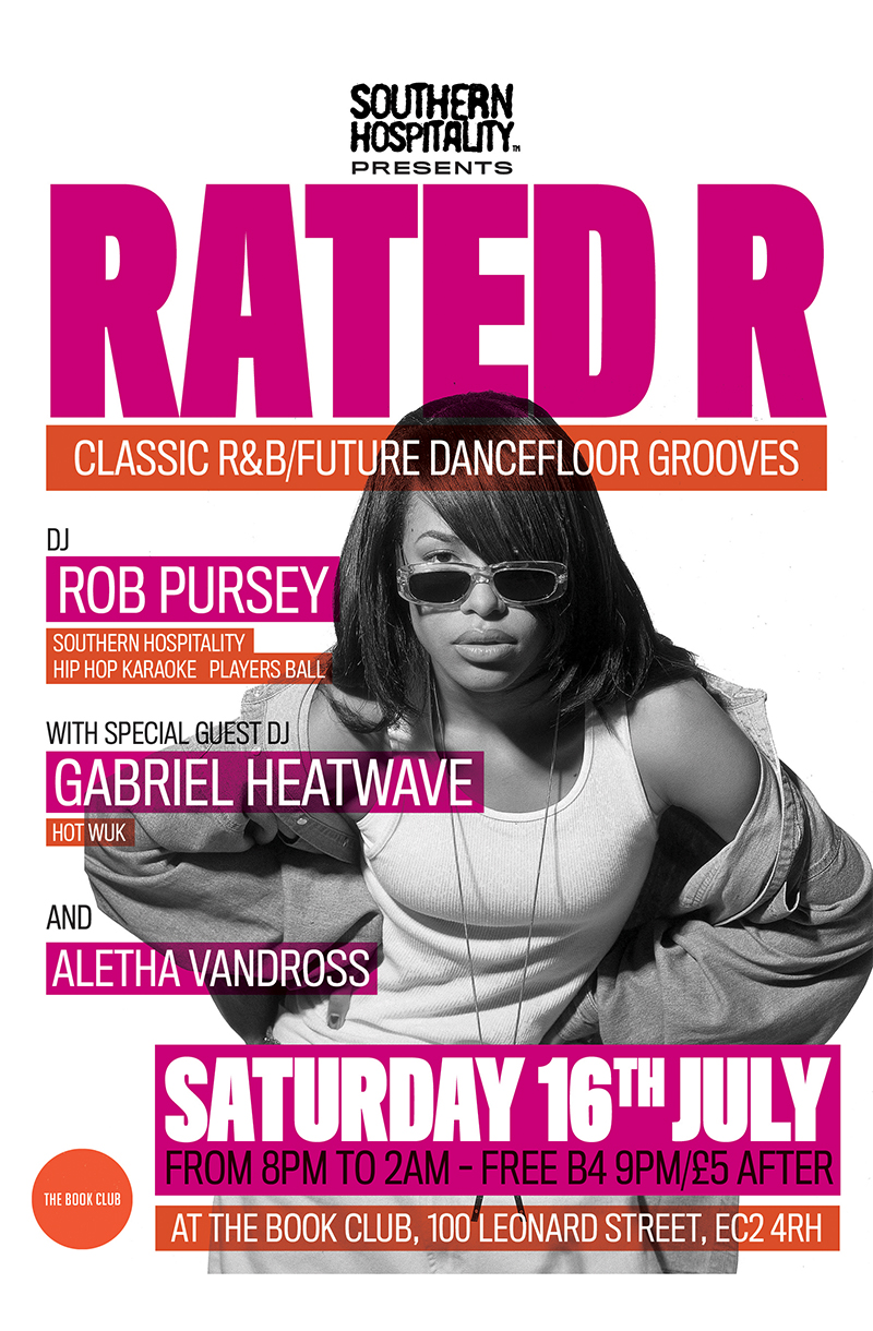 Rated R w/ Gabriel Heatwave