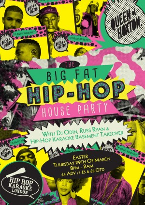 The Big Fat Hip-hop House Party!