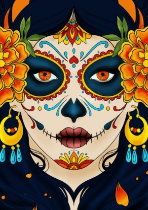 Day of the Dead  Festival (FREE Firework display Saturday night)