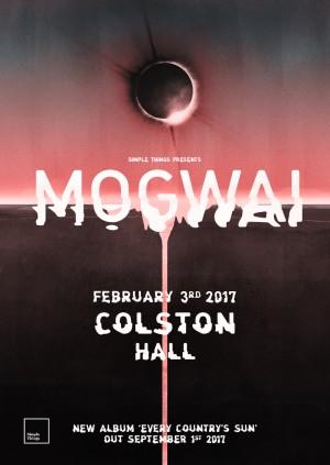 Mogwai - Colston Hall