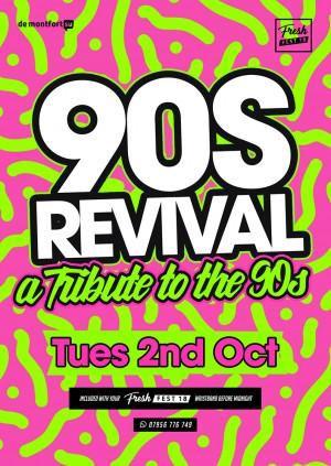 Freshers 90s Revival