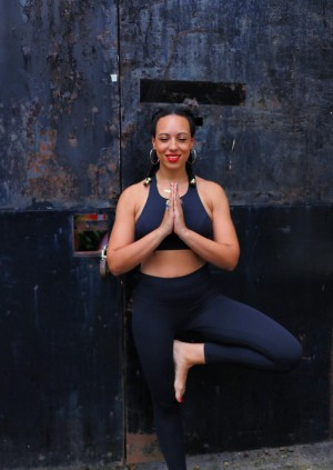 Gyal Flex - Hip Hop Yoga & Meditation