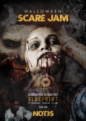Halloween Scare Jam