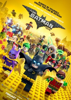 Rooftop Film Club: The LEGO Batman Movie