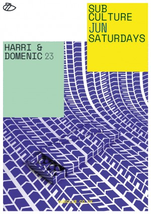 Subculture・Harri & Domenic