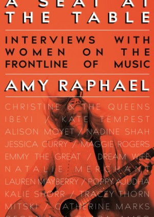 Amy Raphael: A Seat at the Table