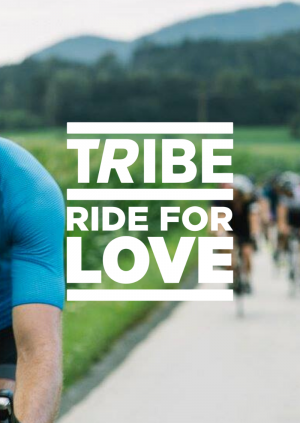 TRIBE Ride for Love: The Road to Paris (100 km)