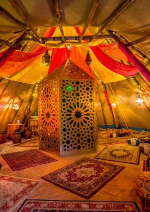 Moroccan Medina on the Rooftop is CLOSED TONIGHT