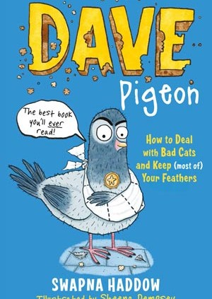 Dave Pigeon Story Time and Art Fun (7+)
