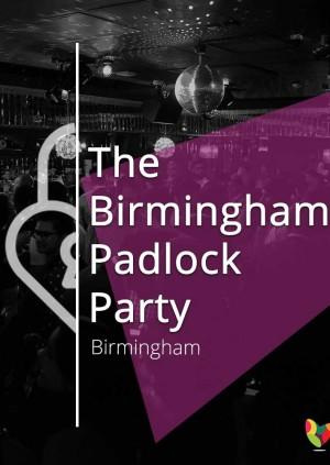 The Birmingham Padlock Party