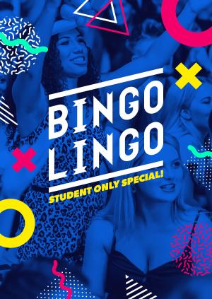 DEPOT Presents: BINGO LINGO Student Special