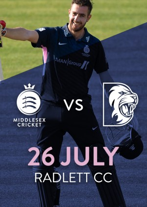 Middlesex v Durham - Royal London Cup